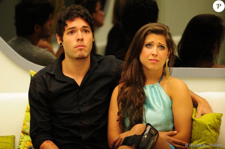 Ex-BBBs Nasser e Andressa disputarão R$ 1 milhão no 'Power Couple' com famosos