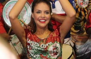 Paloma Bernardi vai usar fantasia de R$ 80 mil em desfile de Carnaval do Rio