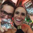 Alexandre Nero e Giovanna Antonelli agradecem aos fãs pelo prêmio: 'Obrigada, amores'