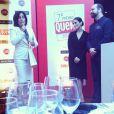 Cleo Pires se emociona ao entregar prêmio para a mãe: 'Eu não me controlo quando o faço'