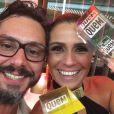 Giovanna Antonelli vence Prêmio Quem de Melhor Atriz e Alexandre Neto, de Melhor Ator, em 11 de fevereiro de 2014