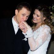 Tiago Leifert, do 'The Voice', se casa em SP e volta ao trabalho horas depois