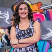 Lívian Aragão brinca sobre retorno de Júlia à 'Malhação': 'Cheiro de treta'
