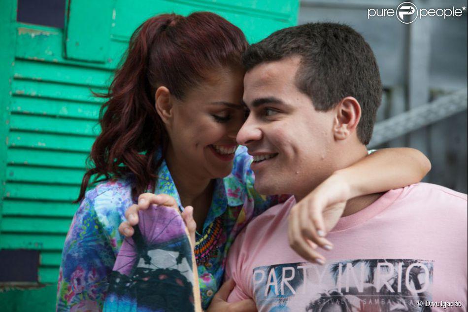 Paloma Bernardi e Thiago Martins não terminaram o namoro de 2 anos