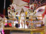 Carnaval 2017: Ivete Sangalo canta samba da Grande Rio no desfile das campeãs