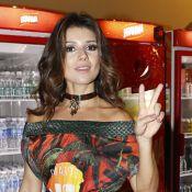 Paula Fernandes garante não beijar de 1ª: 'Tão importante quanto aquelas coisas'