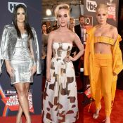 iHeart Awards 2017: veja looks de Katy Perry, Demi Lovato, Halsey e mais. Fotos!