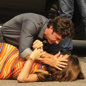 'Em Família': Luiza é atropelada após discussão com Laerte; veja fotos!