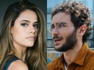Novela 'A Lei do Amor': Aline conta a Élio que Tião tem confissão de Mág gravada