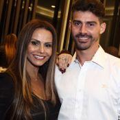 Radamés lembra preconceito por namorar Viviane Araujo: 'Por ser símbolo sexual'