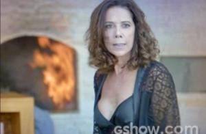 'Em Família': Ricardo resolve sair de casa e Branca queima todas as suas roupas