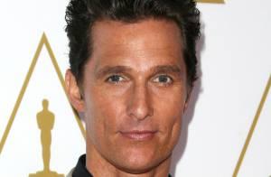 Matthew McConaughey diz que se tornou mais inteligente após fazer dieta