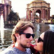 Fernanda Machado publica fotos da lua de mel: 'Amor verdadeiro'