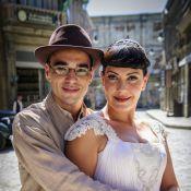 'Joia Rara': Pérola (Mel Maia) anuncia que Matilde está grávida de Sonan