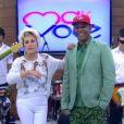 Márcio Victor, cantor da banda Psirico, diz à Ana Maria Braga que hit 'Lepo, lepo' será adotado por Neymar na Copa do Mundo de 2014