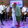 Márcio Victor, cantor da banda Psirico, diz que Neymar vai embalar treinos da Copa do Mundo 2014 ao som do hit 'Lepo, lepo'