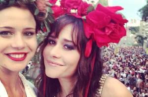 Carnaval 2014: famosos antecipam a folia nos blocos de rua. Veja fotos!