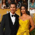 Matthew McConaughey e Camila Alves têm três filhos