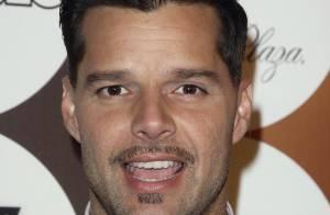 Ricky Martin virá em março ao Brasil para gravar clipe sobre a Copa do Mundo