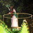 Zico é o grande homenageado da Imperatriz Leopoldinense, no Rio de Janeiro