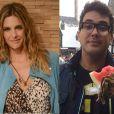 Fernanda LIma e André Marques serão os apresentadores do programa 'SuperStar'. A informação é da coluna 'F5', do jornal 'Folha de S. Paulo' (4 de março de 2014)