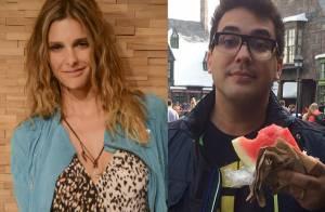 Fernanda Lima e André Marques vão apresentar o 'SuperStar' juntos: 'Empolgada'