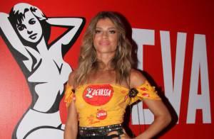 No Carnaval, Grazi Massafera diz que não vai processar paparazzo por vídeo