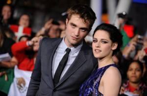 Kristen Stewart e Robert Pattinson terminam namoro; ator quer focar na carreira
