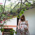 A atriz optou pelo parto normal e, inclusive, contratou uma equipe de médicos especializados em parto humanizado