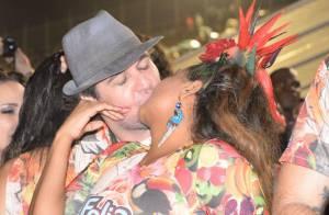 Gaby Amarantos assume namoro com o músico Edu Krieger: 'Não é amor de Carnaval'
