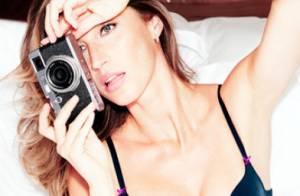 Gisele Bündchen vai abrir loja de sua linha de lingerie no Brasil, em São Paulo