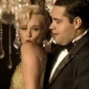 Mariana Ximenes sobre beijinho no ombro de Aurora em 'Joia Rara': 'Ideia minha'