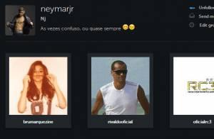 Neymar volta a seguir Bruna Marquezine no Instagram após término de namoro
