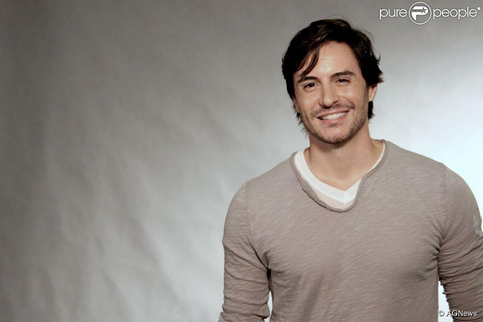 Ricardo Tozzi será um programador de games em 'Geração Brasil', próxima novela das 19h, substituta de 'Além do Horizonte, em 17 de março de 2014