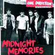 'Midnight Memories', da banda One Direction, foi o décimo CD mais vendido em 2013