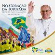 A coletânea 'No Coração da Jornada' ficou na 13ª posição entre os CDs mais vendidos