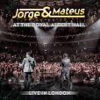 'Live in London - At Royal Albert Hall', da dupla Jorge & Mateus, ficou na 18ª posição entre os mais vendidos
