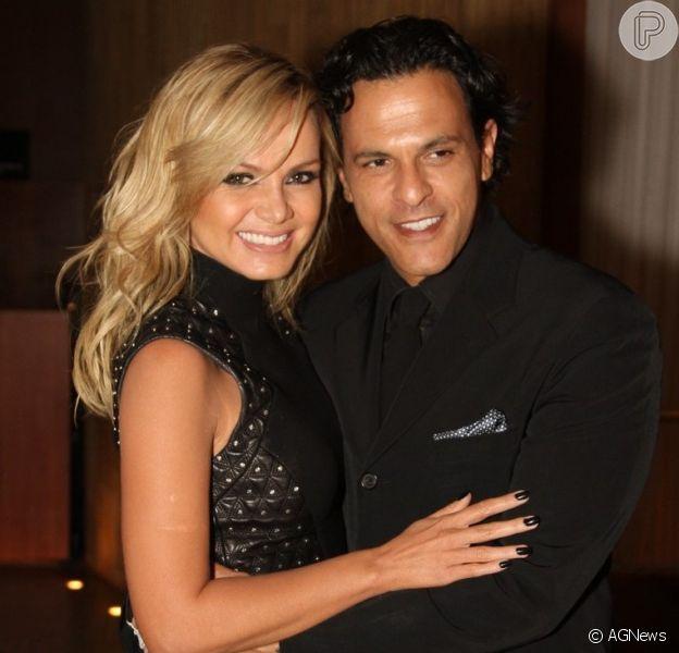 Casamento de Eliana e João Marcelo Bôscoli termina após seis anos de relacionamento (20 de março de 2014)