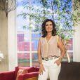 Fátima Bernardes disse que não ganhou 5 milhões de reais para fazer comercial e falou que o valor está exagerado