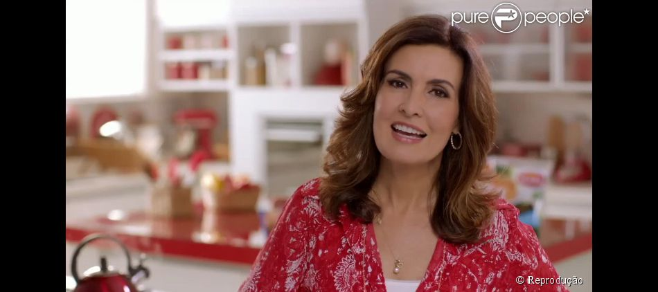 Fátima Bernardes nega ter recebido cachê milionário em campanha