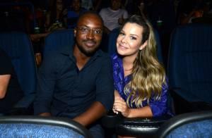 Fernanda Souza sobre casamento com Thiaguinho: 'Serei uma noiva muito tranquila'