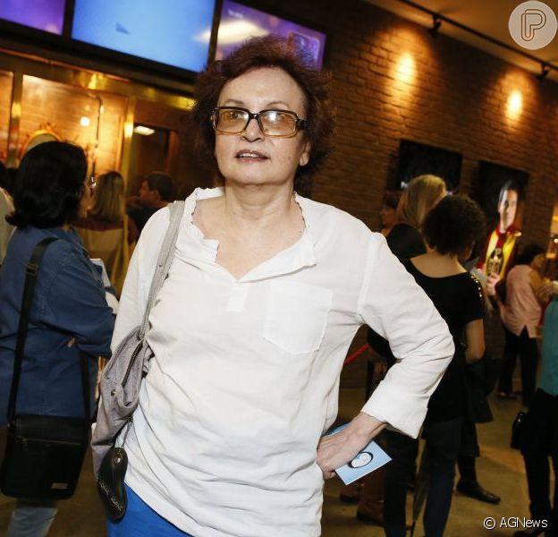 Joana Fomm voltará à TV em 'Boogie Woogie', de Rui Vilhena (8 de abril de 2014)