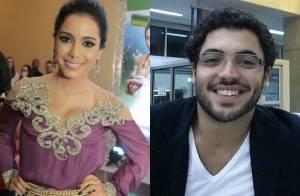 Namoro de Anitta com Tuka Carvalho termina por causa de ciúme, diz jornal