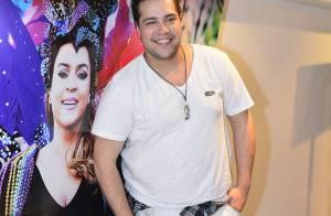 Tiago Abravanel deixa elenco de musical para se recuperar de fratura