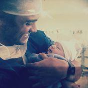 Nasce o 1º sobrinho de Bruno Gissoni e Rodrigo Simas: 'Mais amado do mundo'