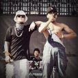 Justin Bieber se apresenta no Coachella ao lado de Chance The Rapper