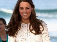 Kate Middleton aposta em vestido de estilista local em evento na Austrália