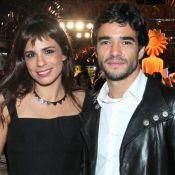 Maria Ribeiro elogia Caio Blat após reatar casamento com ator: 'Ajuda em tudo'
