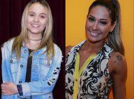 Mayra Cardi explica ajuda a Larissa Manoela para emagrecimento: 'Para novela'