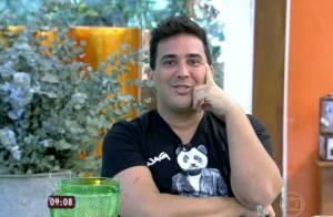 André Marques diz que perda de peso não agradou a todos: 'Me preferiam gordinho'